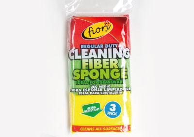Cleaning Fiber Sponge